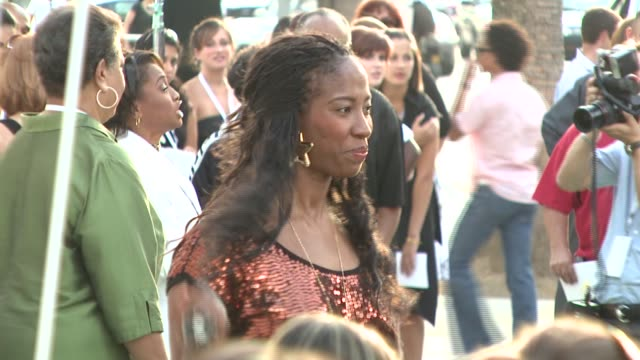 shondrella avery at the 'who's your caddy?' premiere at arclight cinemas in hollywood, california on july 23, 2007. - arclight cinemas hollywood stock videos & royalty-free footage