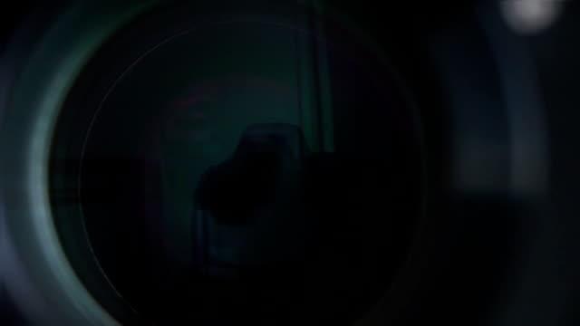 shoot camera  shutter