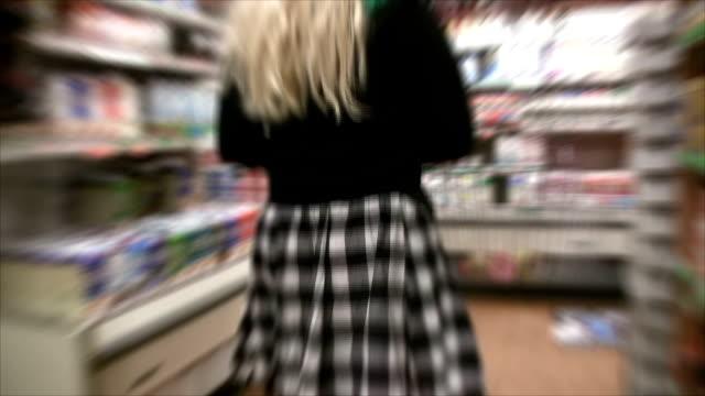 ショッピング、スーパーマーケット