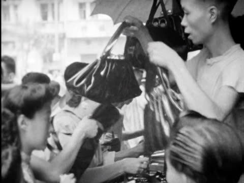 A short documentary on life and conditions in late 1940's Shanghai