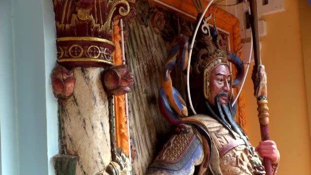 Short shot Image of Cao Dai religion based on Taoism Shot on January 2016