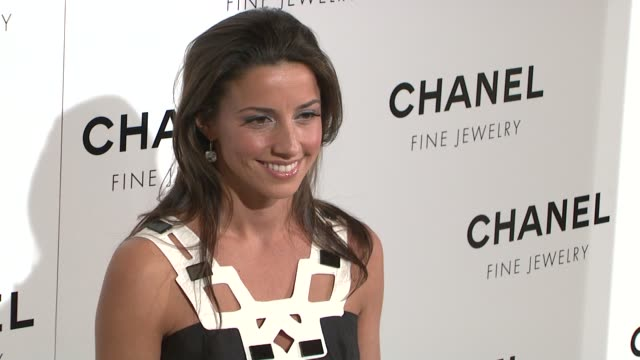 vidéos et rushes de shoshanna gruss at the chanel fine jewelry's 'night of diamonds' at the plaza hotel in new york, new york on january 16, 2008. - shoshanna