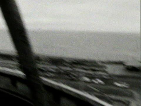 shot from the big dipper rollercoaster at blackpool pleasure beach. - ブラックプール点の映像素材/bロール