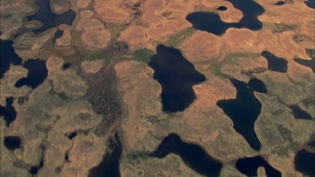 Shot of Arctic continent