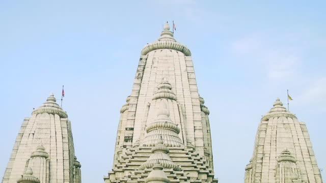 cu shot of birla mandir / kolkata, west bengal, india - kolkata stock videos & royalty-free footage