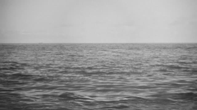WS Shot of calm ocean