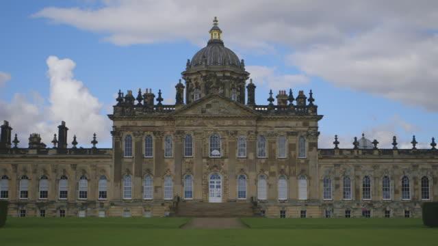 MS Shot of Castle Howard / North Yorkshire, United Kingdom
