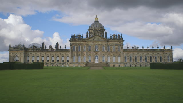 WS Shot of Castle Howard / North Yorkshire, United Kingdom