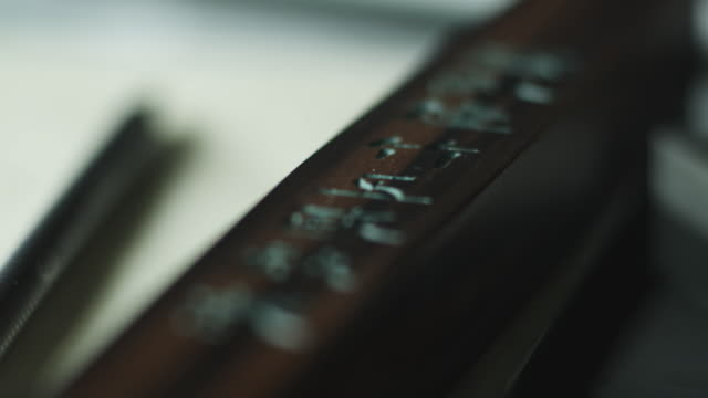 shot of chinese script carved wood - chinese script stock videos & royalty-free footage