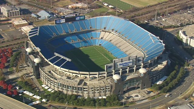16 Bank Of America Stadium Video Clips & Footage - Getty Images
