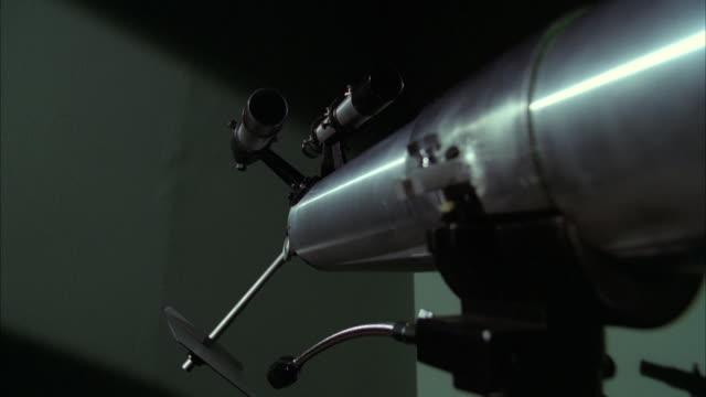 MS PAN Shot of five inch telescope