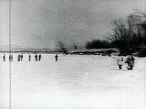 shot of frozen river, burial ceremony audio / beijing, pekin, peking, bei-jing, russia / china - 1969 stock videos & royalty-free footage
