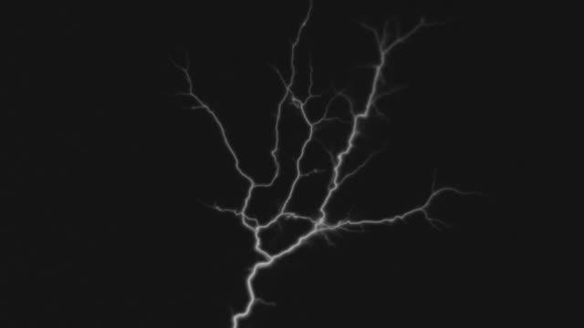 CU Shot of Lightning