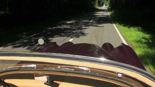 ms pov pan shot of man driving car / saarburg, rhineland palatinate, germany - only mature men stock videos & royalty-free footage