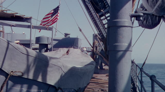 ms shot of navy cadets climbing on pole - cadet stock videos & royalty-free footage