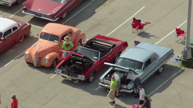 Tupelo Mississippi Videos And BRoll Footage Getty Images - Tupelo car show