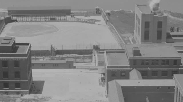 WS Shot of Sing Sing prison facility