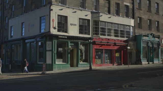 WS Shot of Spoon cafe Edinburgh / Edinburgh, Edinburgh, United kingdom