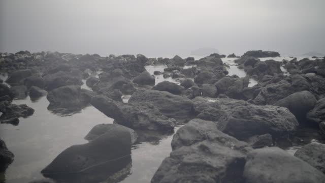 Shot of the coastal feature at Hadori in the Gujwa-eup