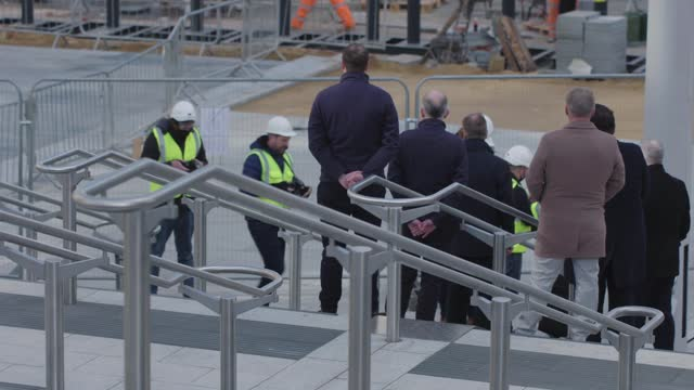 GBR: Wembley Park Unveils Progress On Olympic Steps Ahead Of UEFA European Championships