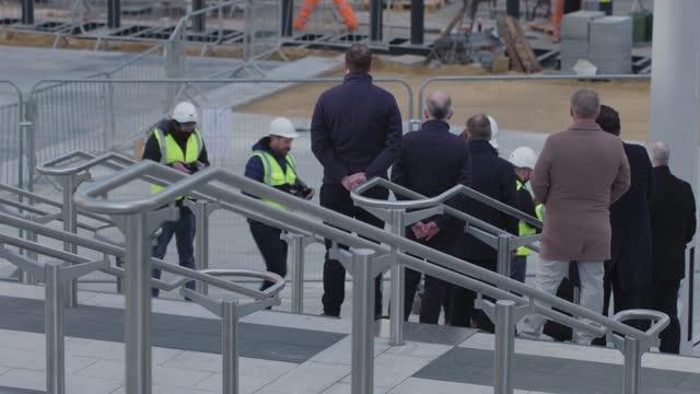 GBR: Wembley Park Unveils Progress On Olympic Steps Ahead Of UEFA European Championships