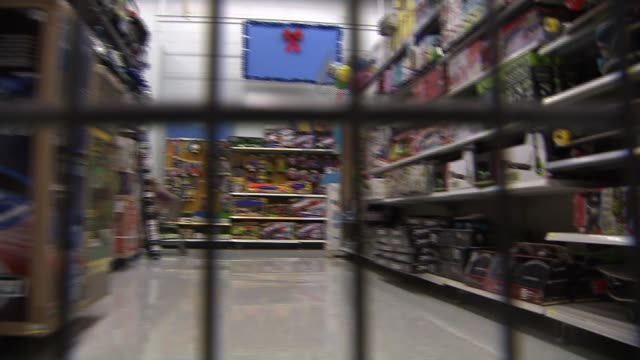shot of toys at walmart on november 25 2013 in los angeles california - xbox stock videos & royalty-free footage