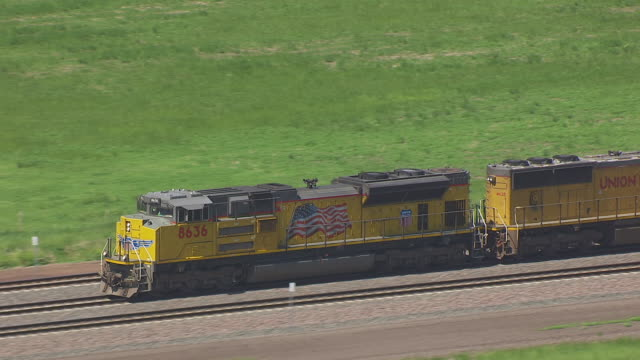80 Top Union Pacific Railroad Video Clips & Footage - Getty
