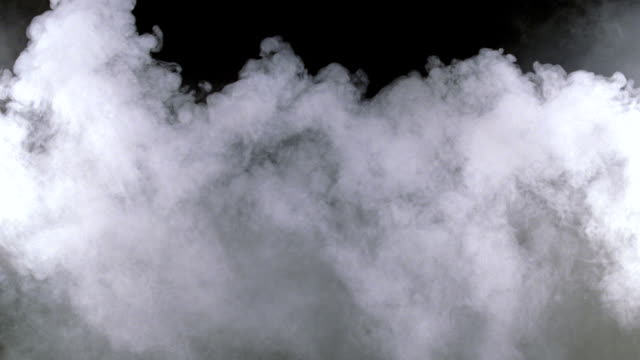 cu shot of white smoke  - rauchen stock-videos und b-roll-filmmaterial
