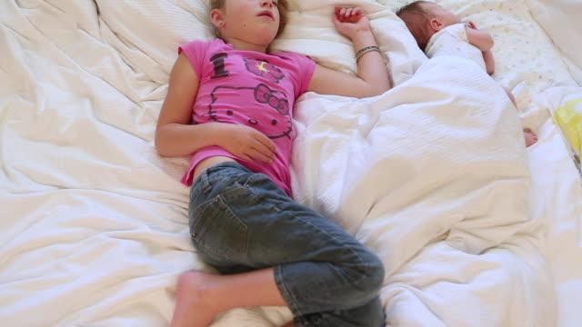 mexican young girl sleep over