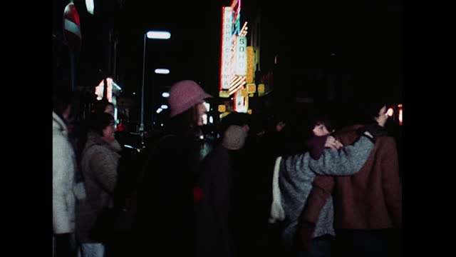 shots of a 'reclaim the night' protest where women march through the streets of soho demanding an end to sexual violence holding flaming torches and... - real time stock videos & royalty-free footage