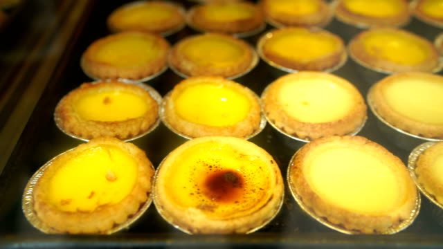 2 Shots of Egg Tart