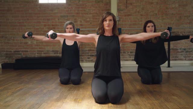 Shoulder Lift Fitness Classes