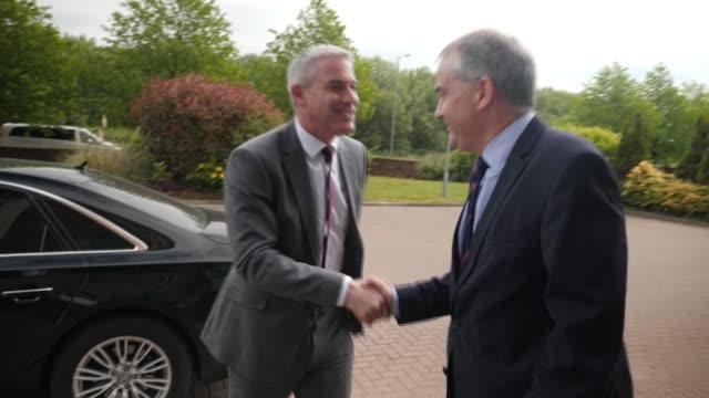 GBR: UK Brexit Secretary Stephen Barclay visits Northern Ireland border