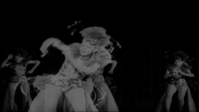 showgirls - cabaret stock videos & royalty-free footage