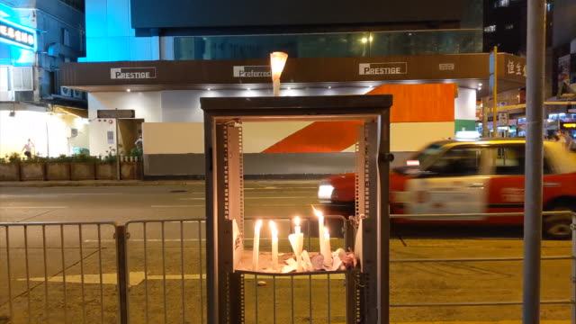 CHN: Thousands defy Hong Kong vigil ban and light candles to mark Tiananmen anniversary