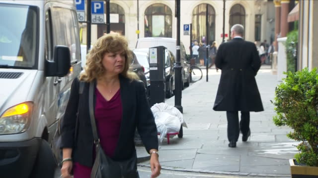 Shows exterior shots Coroner Fiona Wilcox arriving for opening day of the Phase 1 Grenfell Inquiry hearings The public inquiry into the Grenfell...