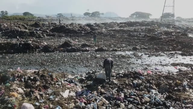 ETH: Illegally dumped waste blocking water in Ethiopia and getting into food chain