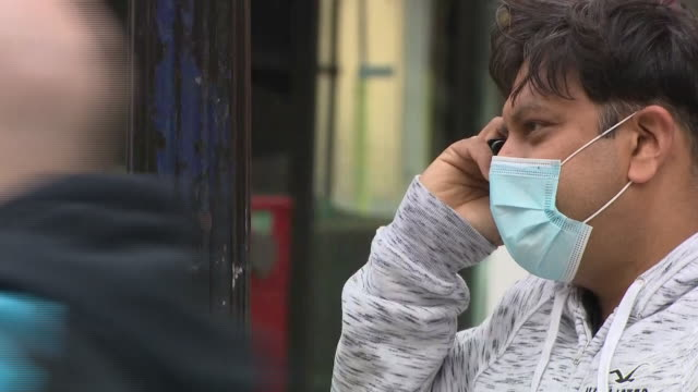 GBR: UK Government announce face masks to be worn on all public transport from the 15th June as number of Covid-19 deaths continues to rise