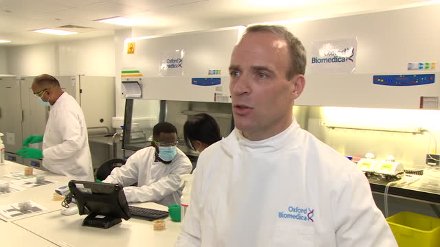 GBR: UK giving 5 million vaccines to COVAX programme