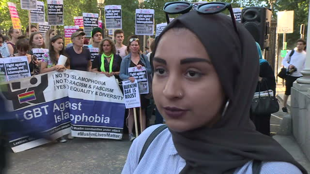 Shows exterior shots voxpops speaking on burkini ban in France Human rights lawyers in France have welcomed a court ruling overturning a ban on women...