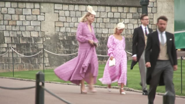 Shows guests including Flora Ogilvy and Lady Amelia Windsor as well as Alexander Windsor Earl of Ulster and Claire Booth Countess of Ulster and Lord...