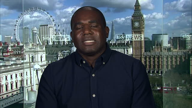 shows interior shots interview with labour mp david lammy speaking on questions need answering on the grenfell tower fire. labour mp david lammy,... - co ordination stock videos & royalty-free footage