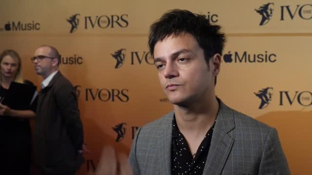 GBR: Ivor Novello Music awards 2021 held in London