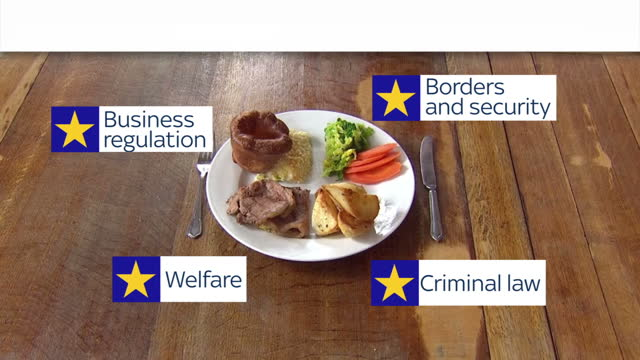 vidéos et rushes de shows interior shots people eating sunday lunch in pub and chefs cooking in pub kitchen and voxpops on eu referendum. exterior shots parliament... - vox populi