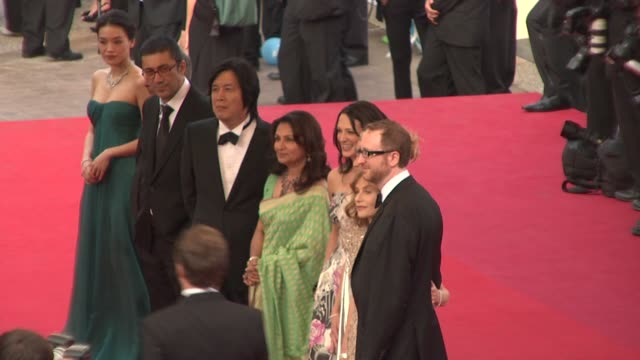 Shu Qi Nuri Bilge Ceylan Lee Chang Dong Sharmila Tagore Asia Argento Isabelle Huppert James Gray at the Cannes Film Festival 2009 Opening Night/Up...