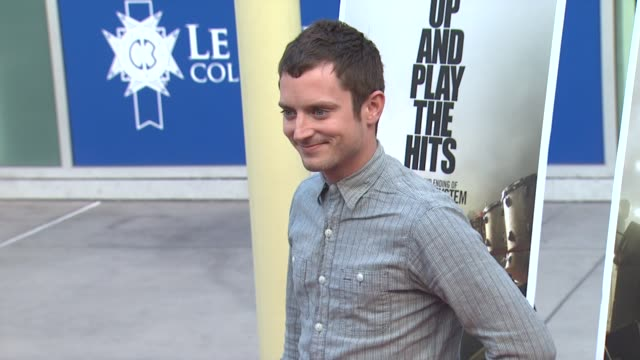 shut up and play the hits los angeles premiere, hollywood, ca, united states, 7/17/12 - モービー点の映像素材/bロール