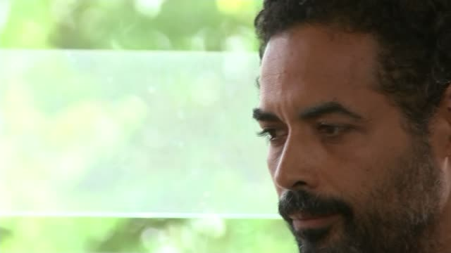 sian blake and sons murder: arthur simpson-kent appears in court; ghana: accra: ext reporter to camera sot arthur simpson-kent, partner of former... - eastenders stock videos & royalty-free footage