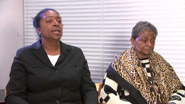 interview with sister and mother england london int ava blake and pansy blake interview sot on death of sian blake and her two sons / on last time... - arthur simpson kent stock videos & royalty-free footage