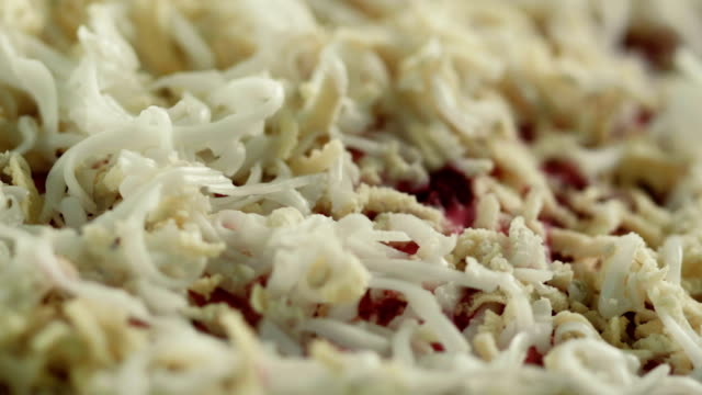 side salad - grated stock videos & royalty-free footage