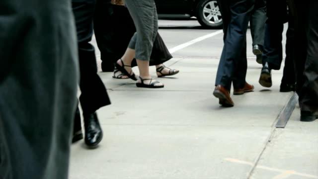 sidewalk - människolem bildbanksvideor och videomaterial från bakom kulisserna